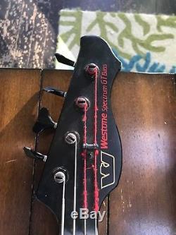 Westons Spectrum GT Bass Guitar