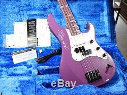 YAMAHA Attitude ATT-10TH HIPSHOT D-TUNER MR. BIG Billy Sheehan Autograph Bass MIJ