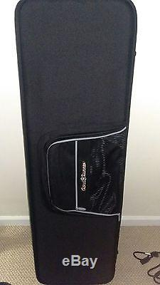 Yamaha 4-String Bass Guitar TRBX174 BL withAmp, Tuner and more