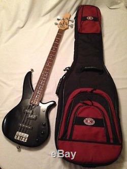 Yamaha RBX170 Bass Guitar Grover Tuners Good Condition