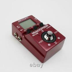 Zoom MS60B MultiStomp Bass Guitar Effects Pedal with Tuner